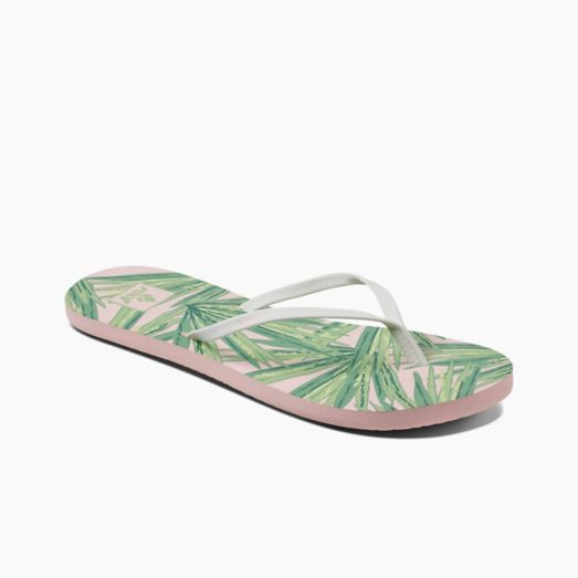Women's Reef Bliss-Full - Tropical Palms
