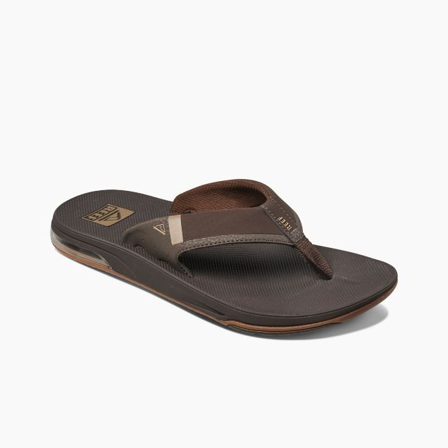 Men's Reef Fanning Low - Brown