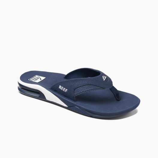 Men's Reef Fanning - Navy/White