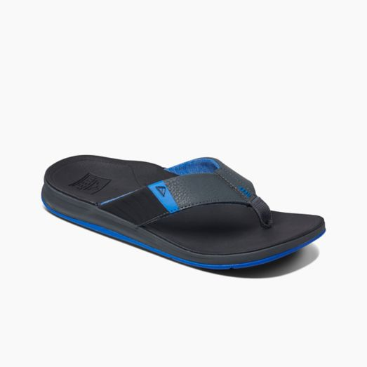 Men's Reef Ortho-Bounce Sport - Black/Blue