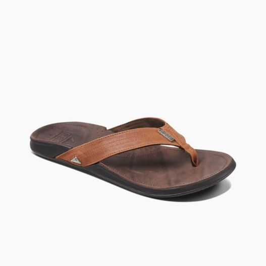 Men's Reef J-Bay III - Coffee/Bronze