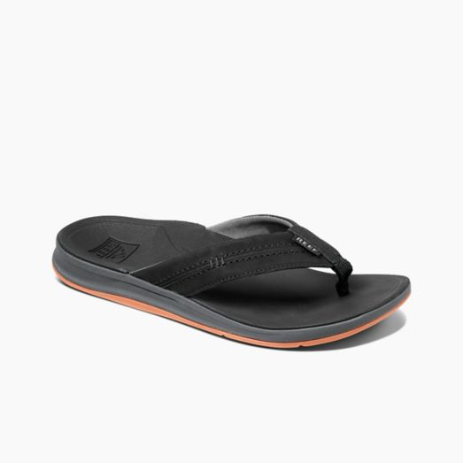 Men's Reef Ortho-Bounce Coast - Black