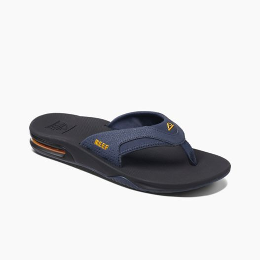 Men's Reef Fanning - Navy/Yellow