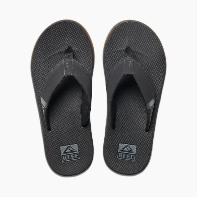 Men's Reef Fanning Low - Black