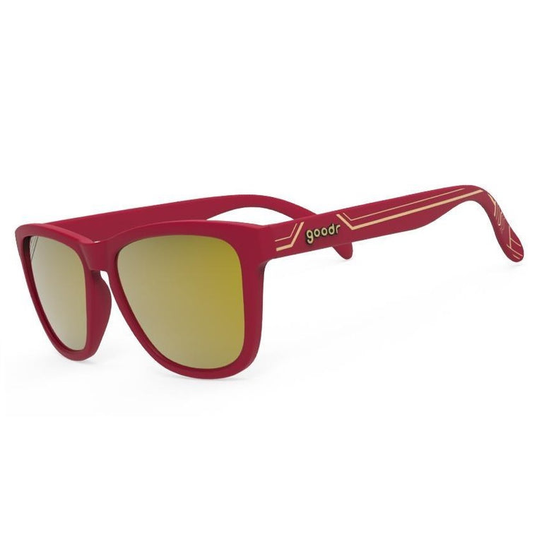 goodr Sunglasses The OGs - Drippin' With Fringe