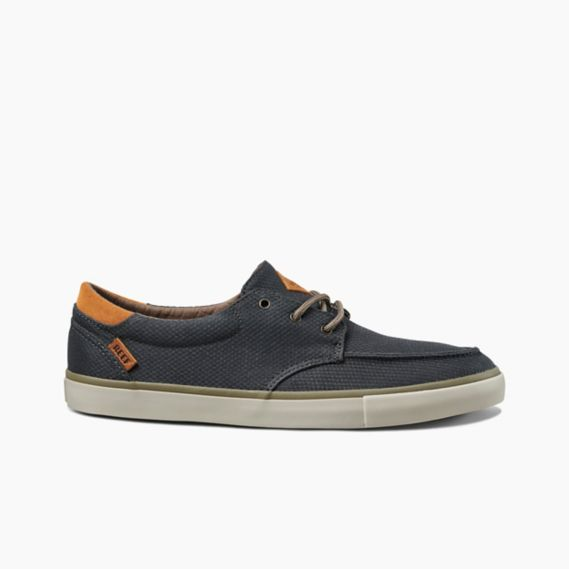 Reef Men's Deckhand 3 TX Sneakers - Charcoal