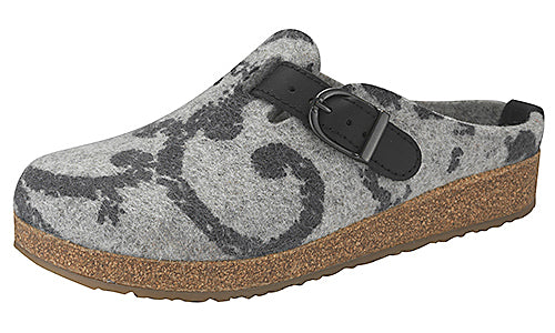 Women's Haflinger GZB Pattern Slippers