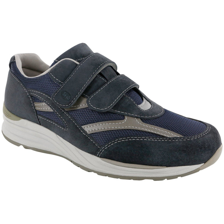 SAS Men's JV Mesh Strap Shoes - Blue