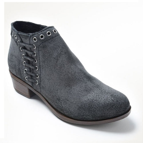 Women's Breanna Ankle Boots - Vintage Charcoal