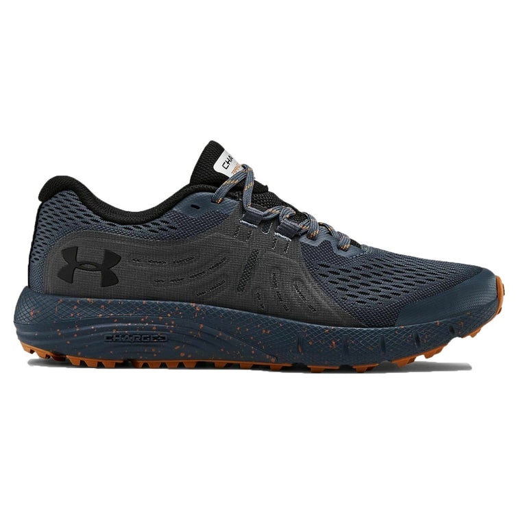 Men's Under Armour UA Charged Bandit Trail Running Shoes -Wire/Black