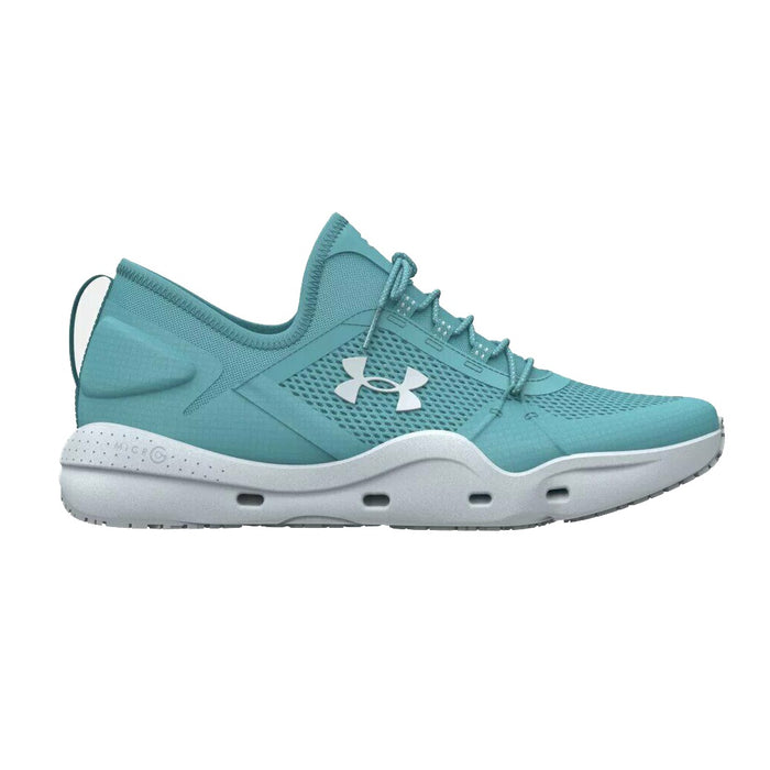 Under Armour Women's UA Micro G Kilchis Fishing Shoes - Cosmos