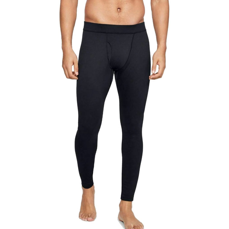 Men's Under Armour ColdGear Base 3.0 Leggings - Black