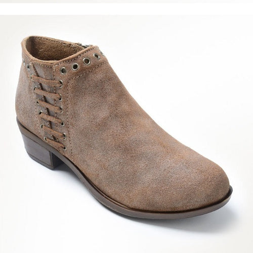 Women's Breanna Ankle Boots - Vintage Brown