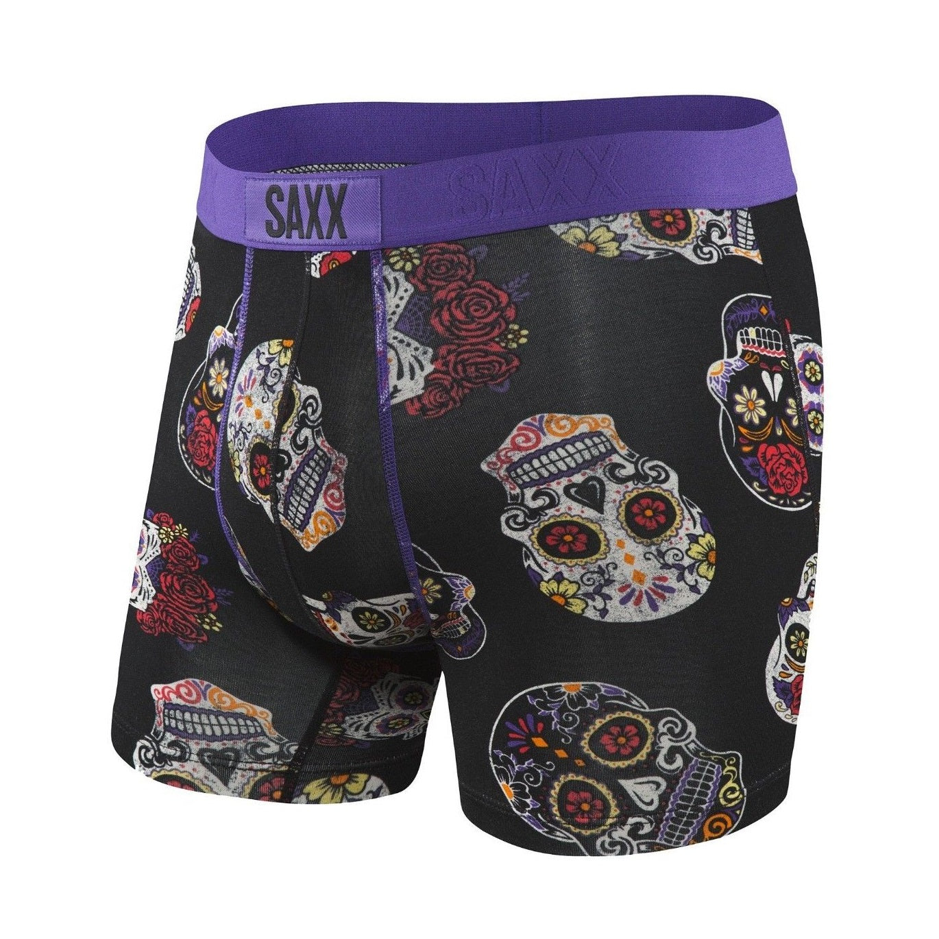 SAXX Vibe Boxer Brief - Day of the Dead