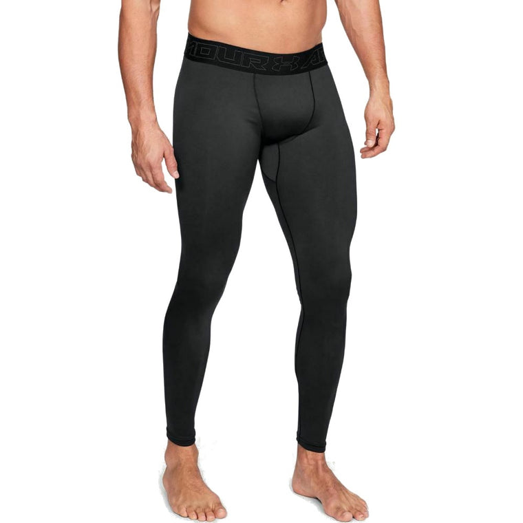 Men's Under Armour ColdGear Leggings - Black