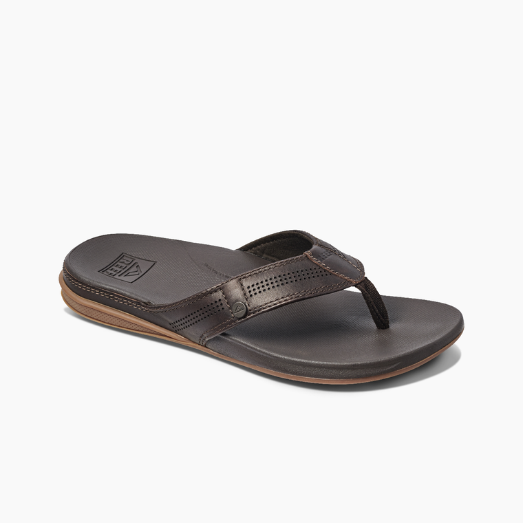 Reef Men's Cushion Lux Sandal - Brown