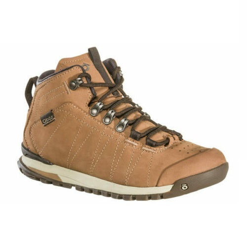 Oboz Women's Bozeman Mid Leather - Chipmunk
