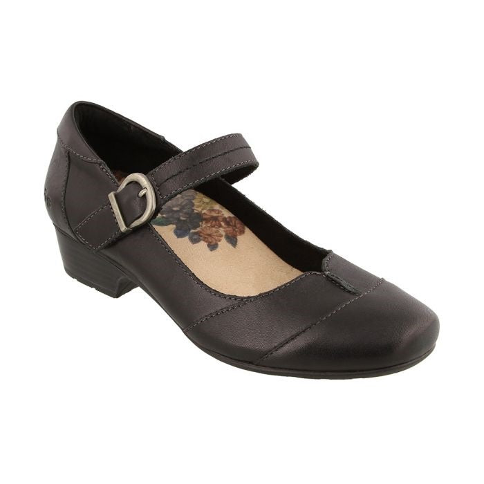 Women's Taos Balance Supportive Mary Jane - Black