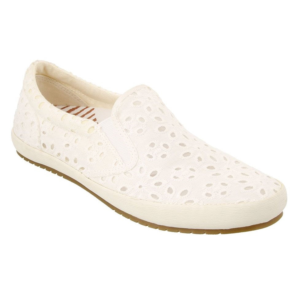 Women's Taos Dandy Sneaker - White Lace