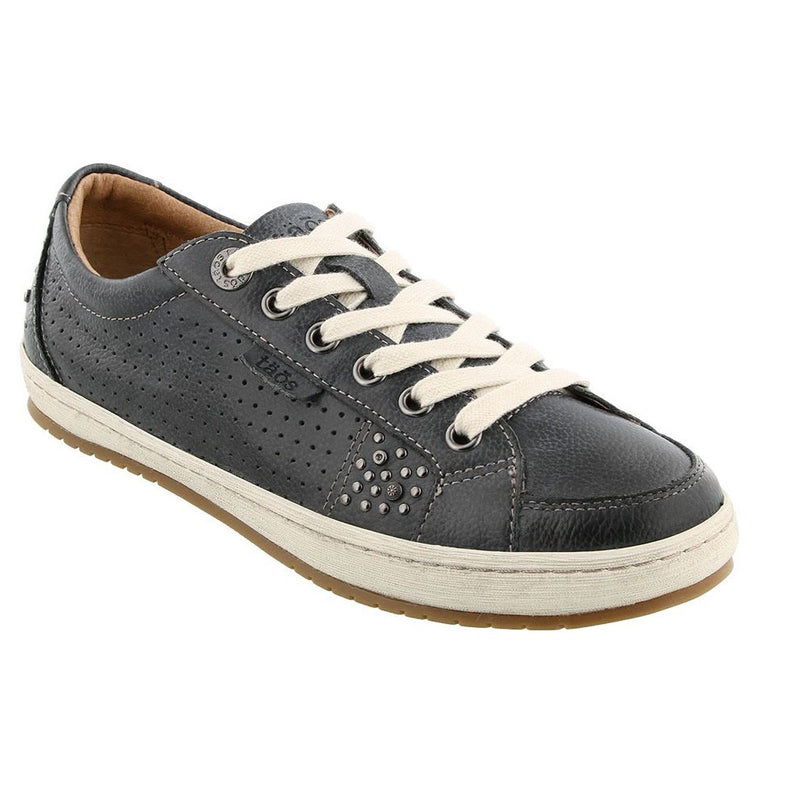 Women's Taos Freedom Leather Sneaker - Navy