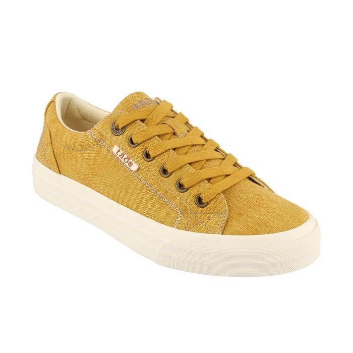 Women's Taos Plim Soul Sneaker - Golden Yellow