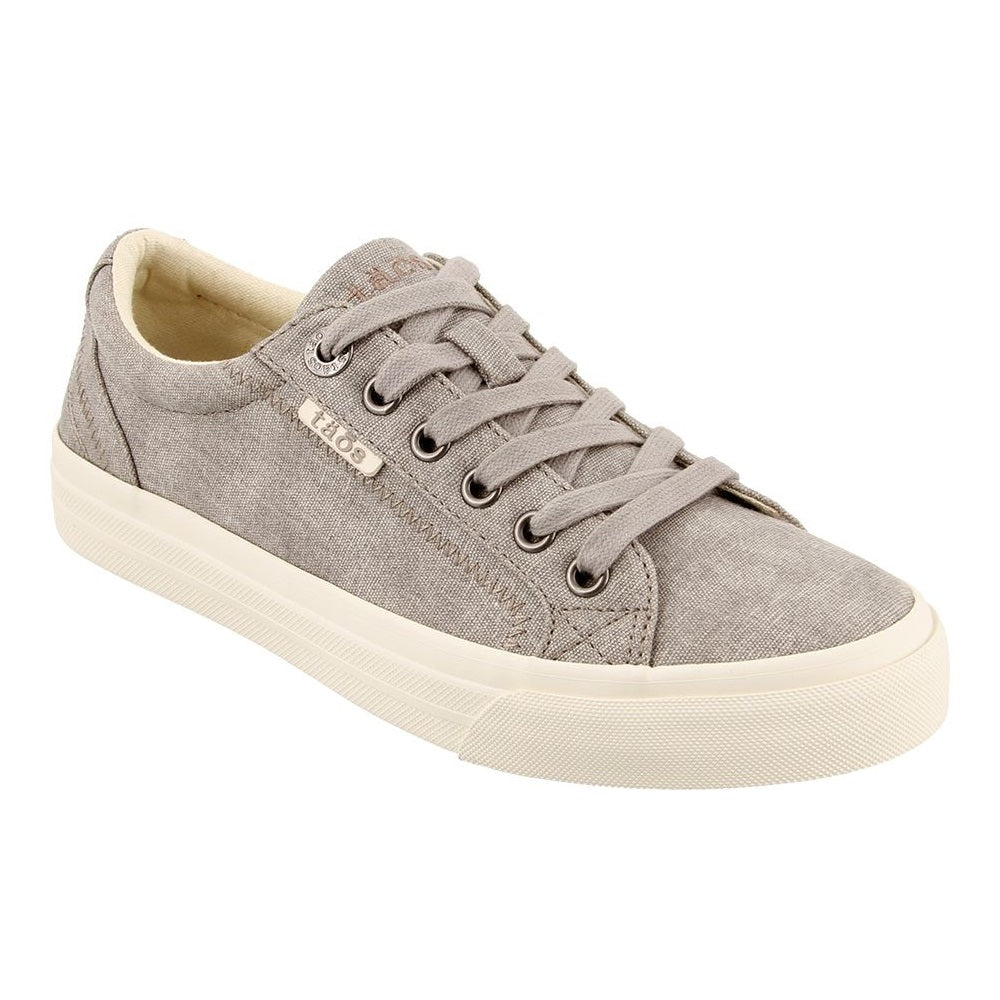 Women's Taos Plim Soul Sneaker - Grey Wash Canvas