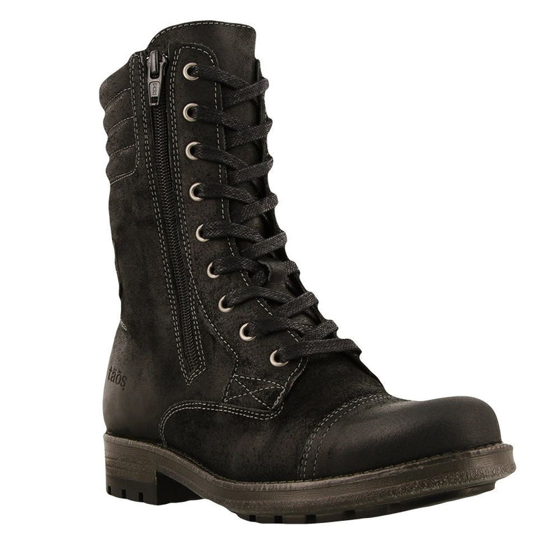Women's Taos Renegade Boot - Black Rugged
