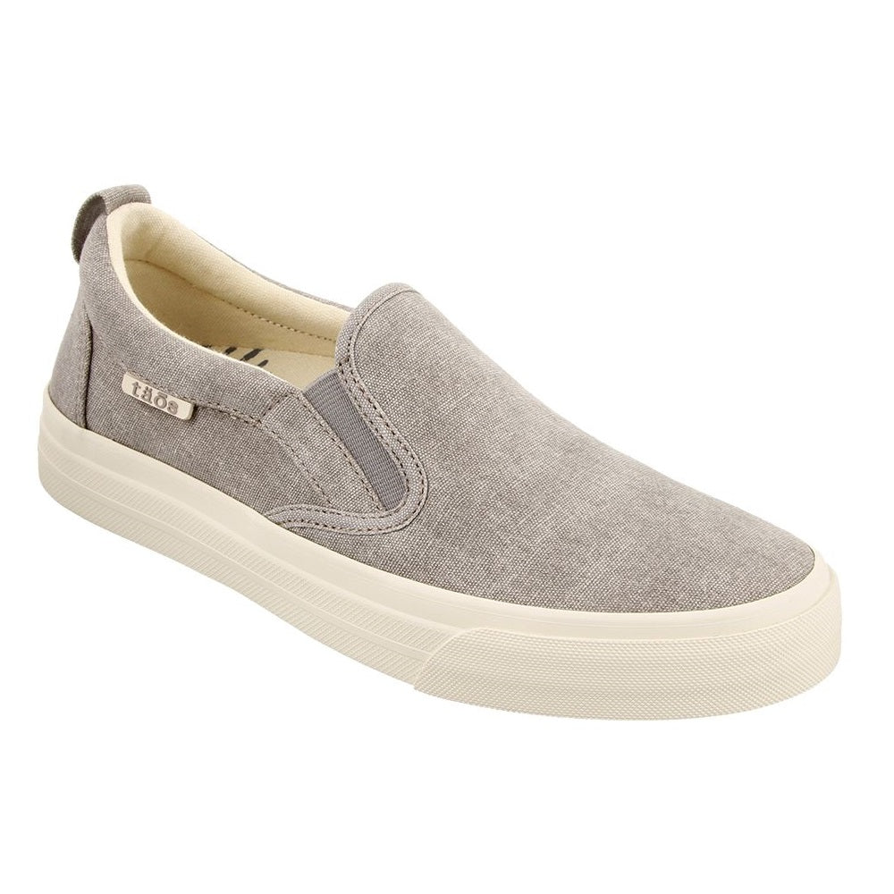 Women's Taos Rubber Soul Sneaker - Grey Wash