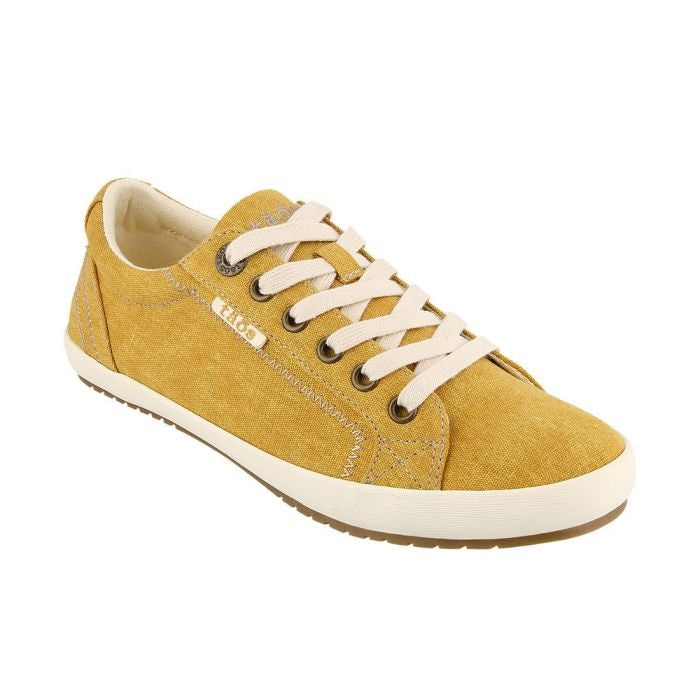 Women's Taos Star Sneaker - Golden Yellow