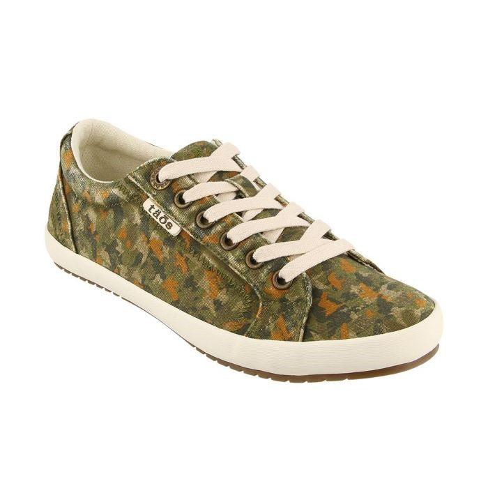 Women's Taos Star Sneaker - Jungle Camo