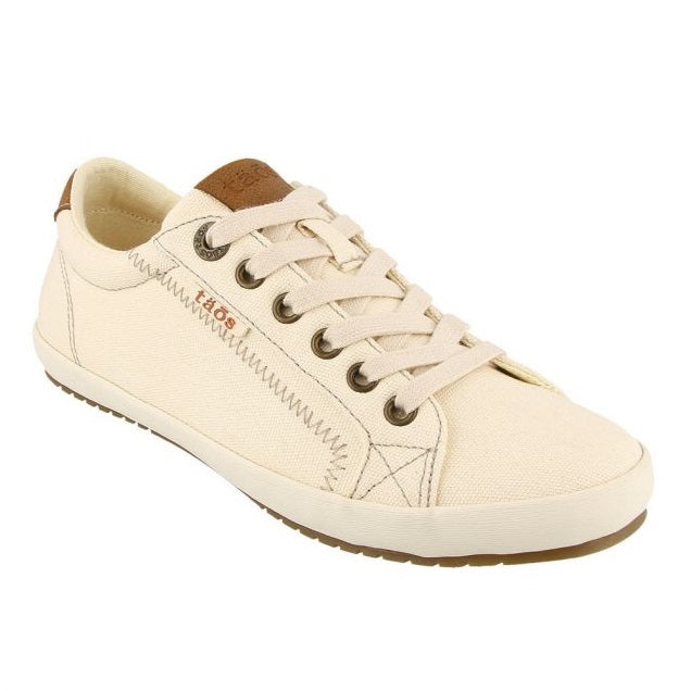 Women's Taos Star Burst Sneaker - Beige/Tan