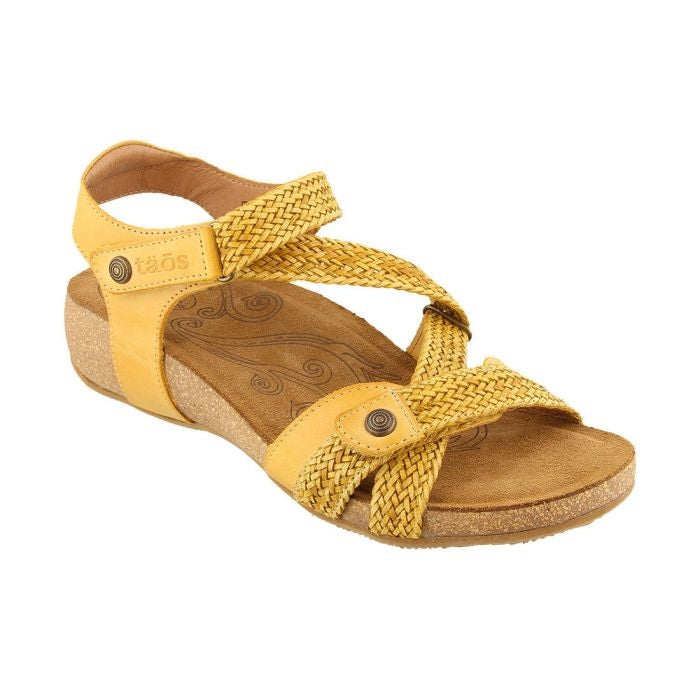 Women's Taos Trulie - Golden Yellow