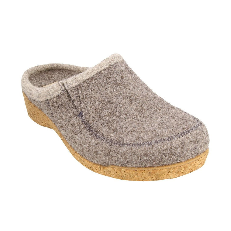 Women's Taos Wool Do Clog - Grey