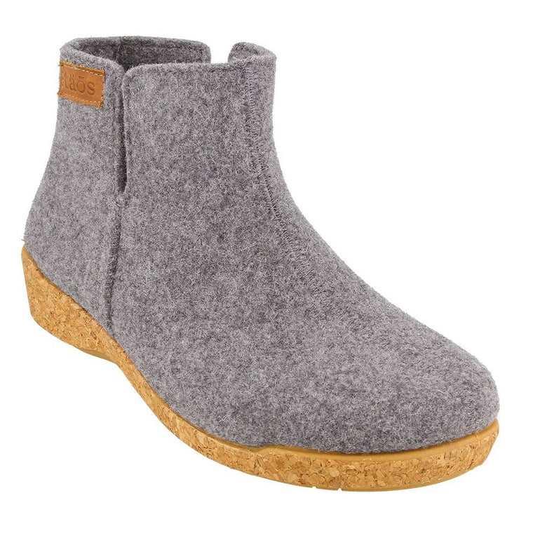 Taos Women's Woolly Boolly Boot - Grey