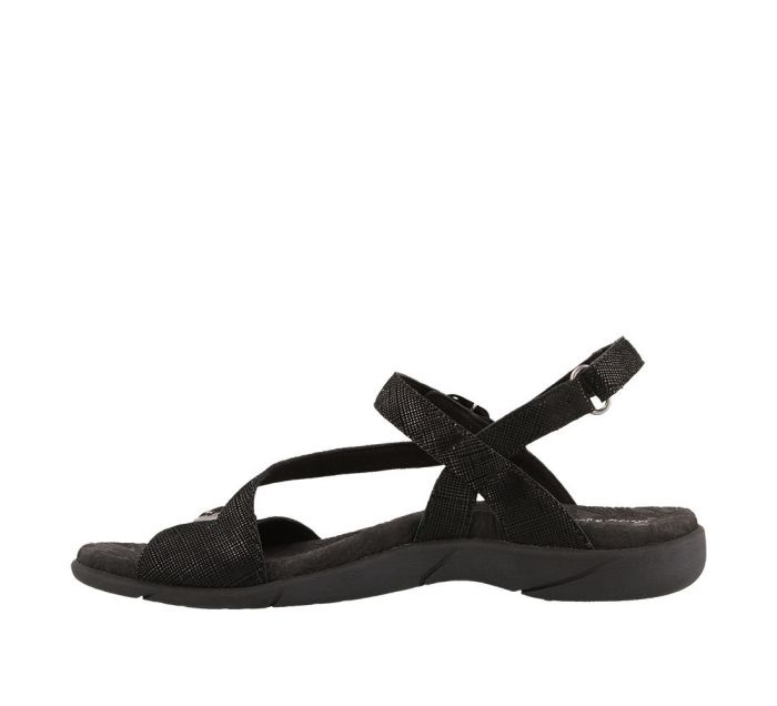 Women's Taos Beauty 2 - Black Printed Leather