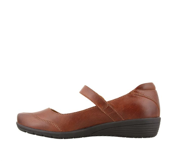 Taos Women's Uncommon Mary Jane - Cognac