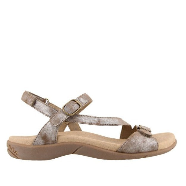 Women's Taos Beauty 2 - Taupe Metallic