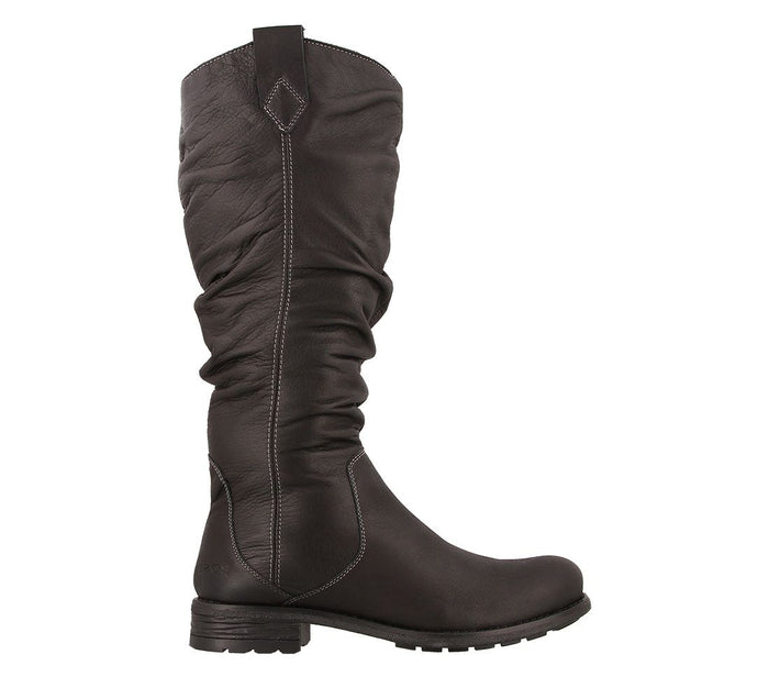 Women's Taos Posture Tall Boot - Black
