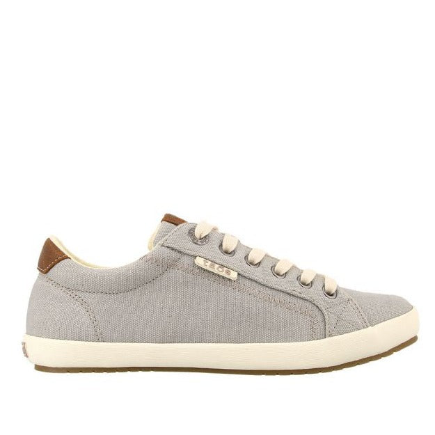 Women's Taos Star Burst Sneaker - Grey/Tan
