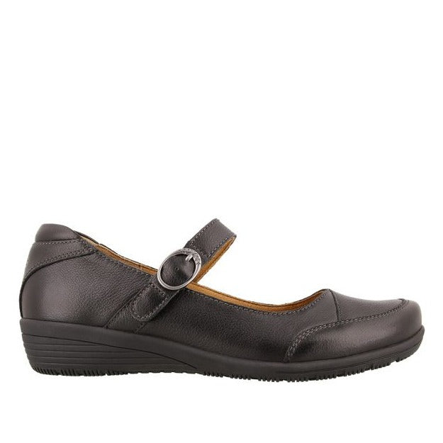 Women's Taos Uncommon Mary Jane Shoe - Black