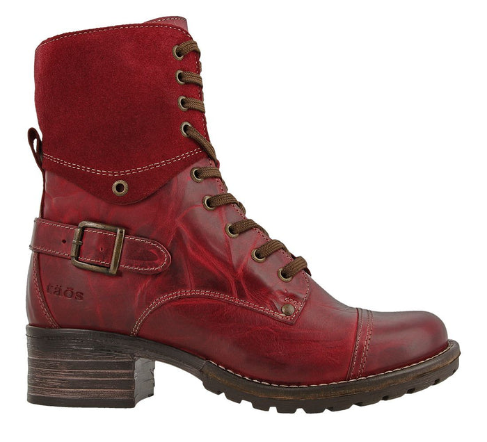 Women's Taos Crave Boot - Red