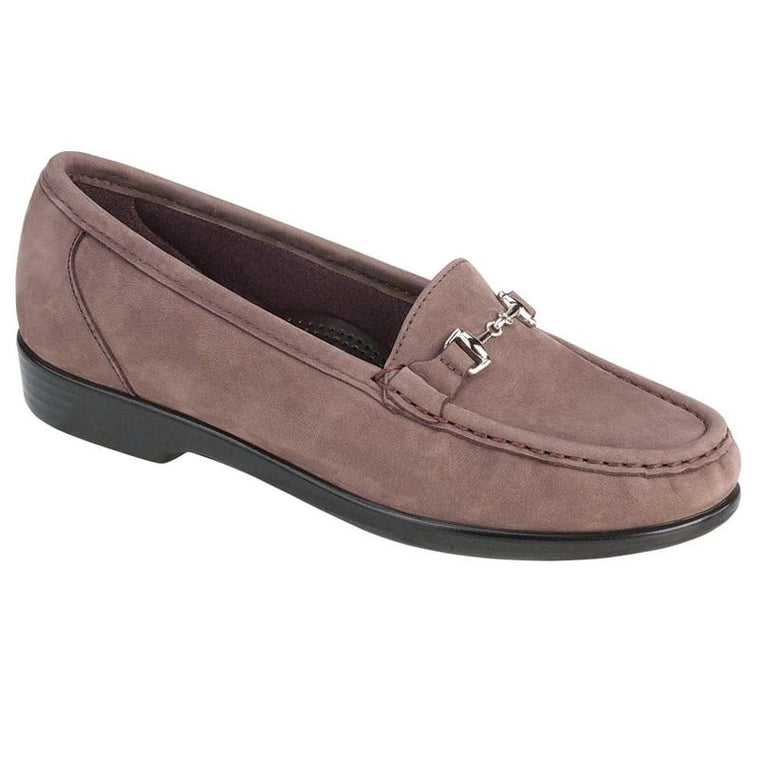 SAS Women's Metro Slip On Loafer - Truffle