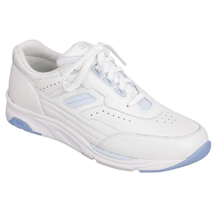 Women's SAS Tour Lace Up Sneaker - White