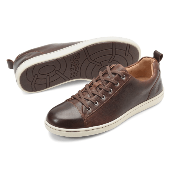 Born Men's Allegheny Sneaker - Bridle Brown
