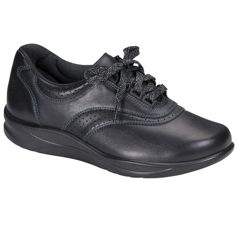 Women's SAS Walk Easy Walking Shoe - Black