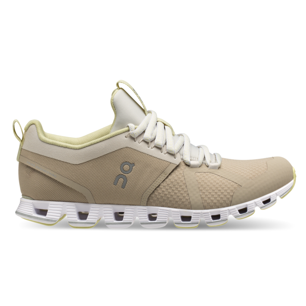 Women's On Cloud Beam Running Shoes - Sand/Pearl