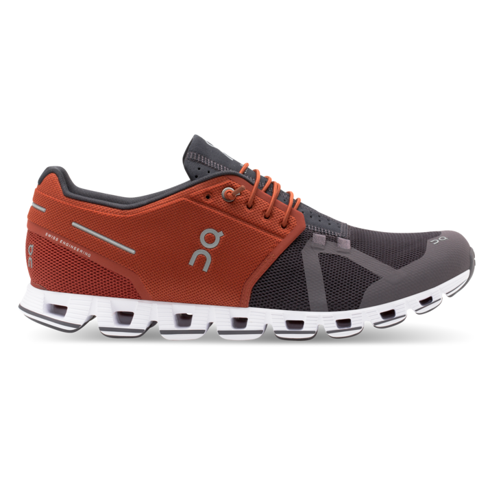 Men's On Cloud 50 | 50 Running Shoes - Stone/Rust