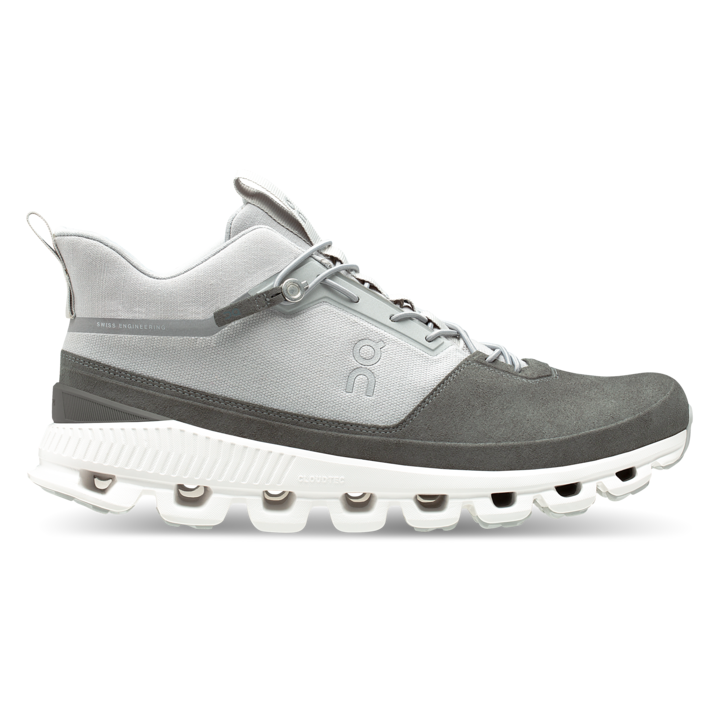 Men's On Cloud Hi Urban Adventure Shoe - Slate/Rock