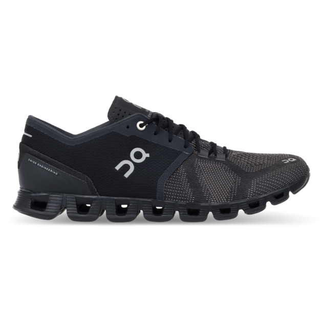 On Women's Cloud X Training Shoes - Black/Asphalt