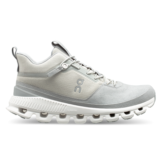 Women's On Cloud Hi Urban Adventure Shoe - Glacier/Grey